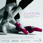 Audiciones Joven Ballet