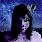 La mujer loba está sola