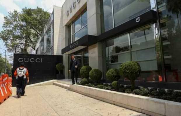 2cb3655fb Roban tienda Gucci en Polanco - Máspormás