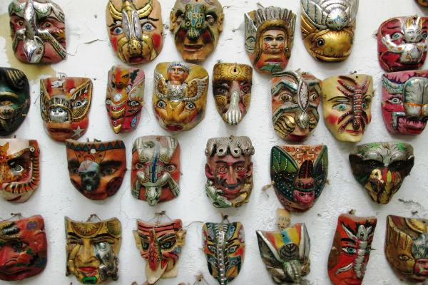 mascaras ok