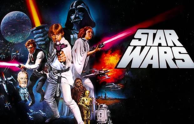 Cada 4 de mayo se celebra el día de star Wars.