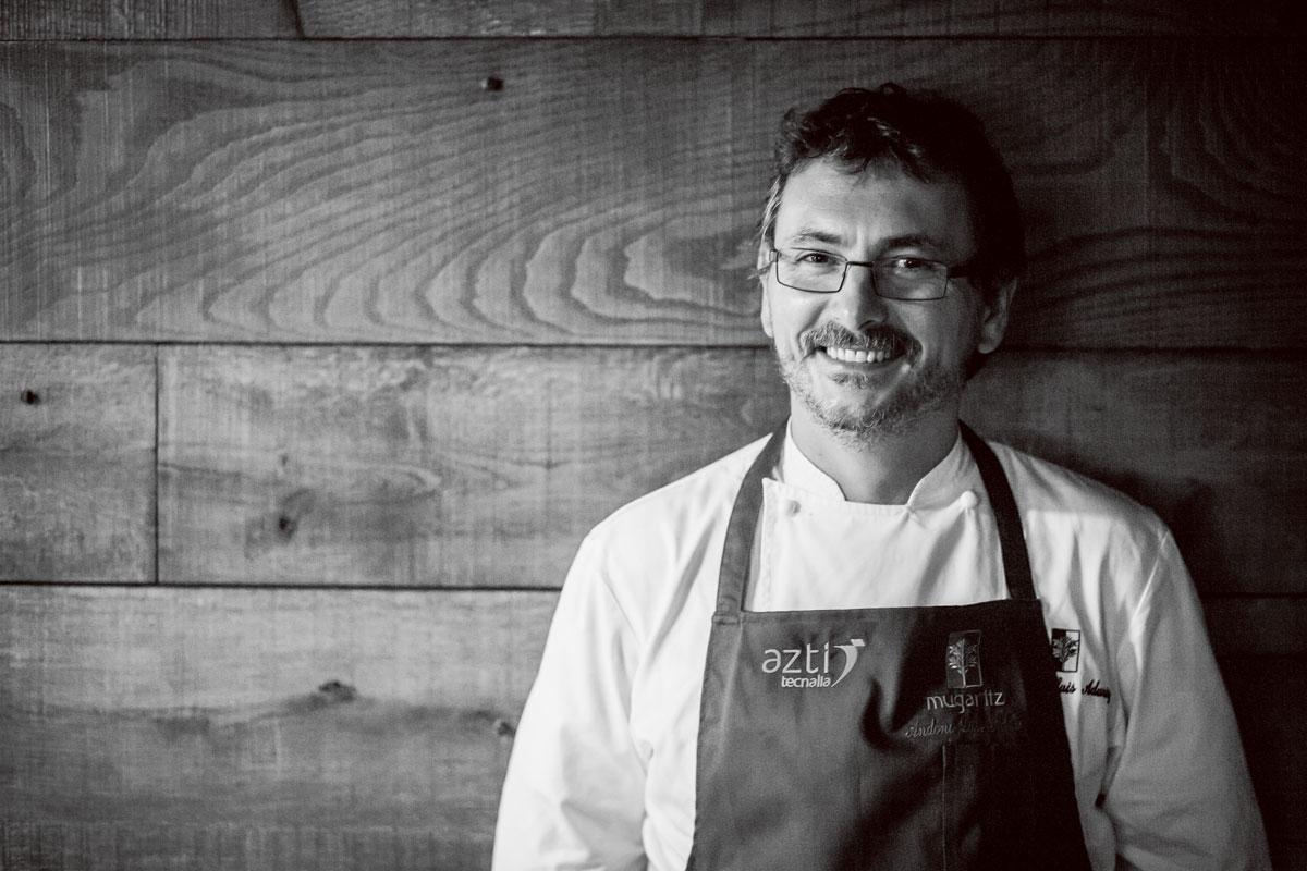 Andoni Luis Aduriz: más que un chef - Máspormás