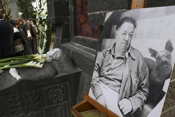 10 lugares de Diego Rivera en la CDMX