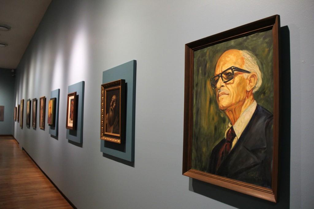 Expo Puertas Abiertas Patrimonio Artistico Universitario en el MUSA