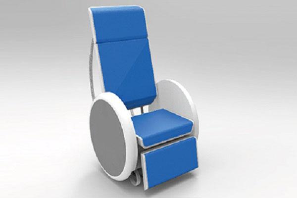 silla de ruedas que se hace cama