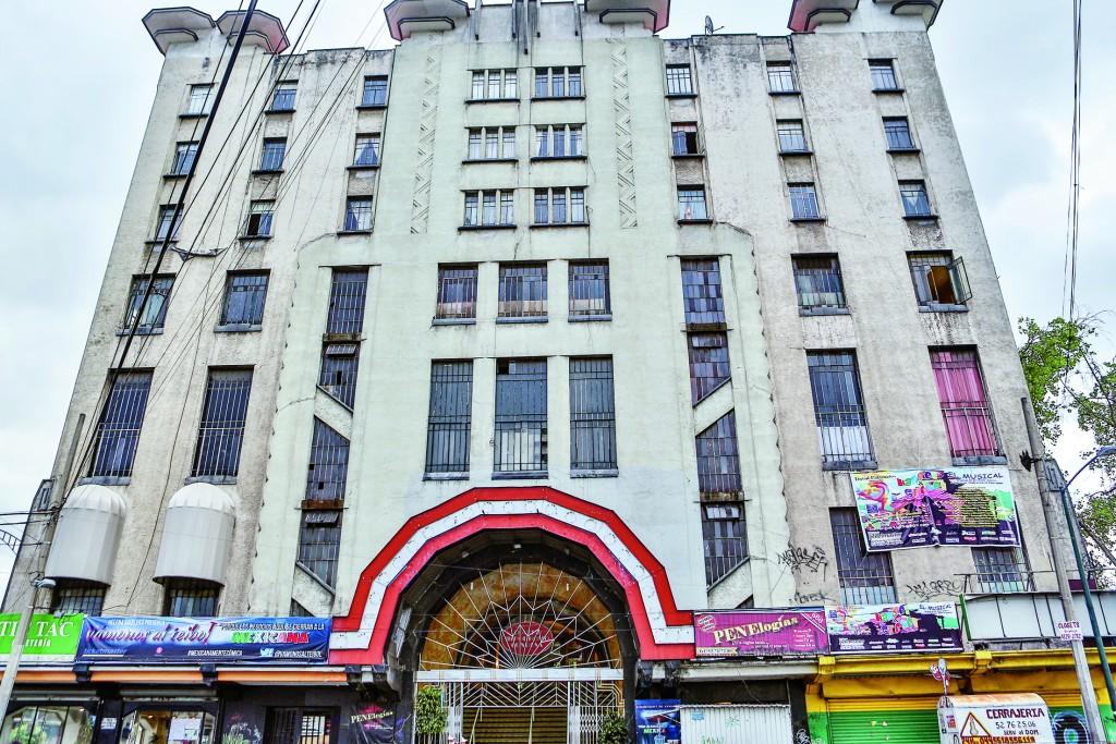 3 Edificio Ermita (Teatro Hipódromo Condesa)_