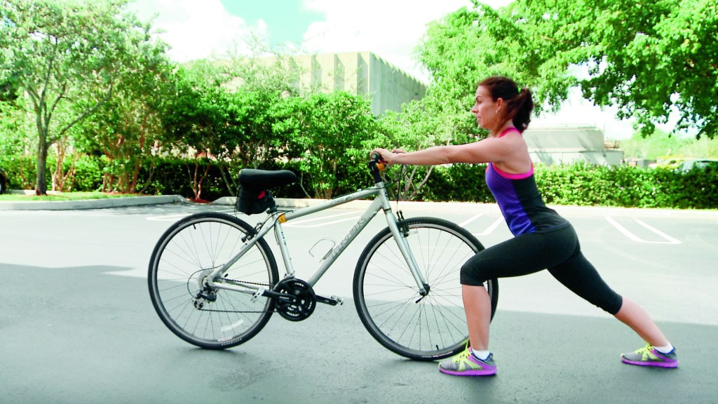 beneficios de bicicleta