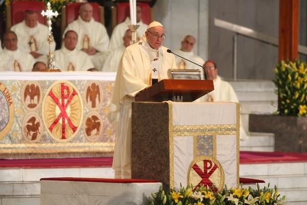 papa basílica de guadalupe 2