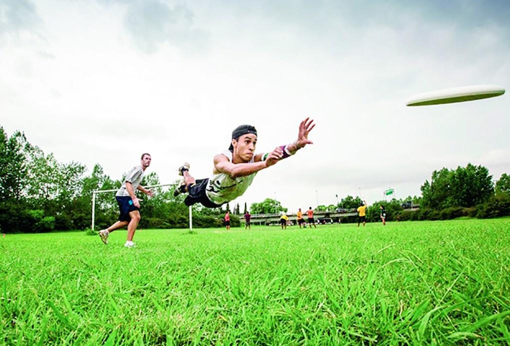 ultimate frisbee 3