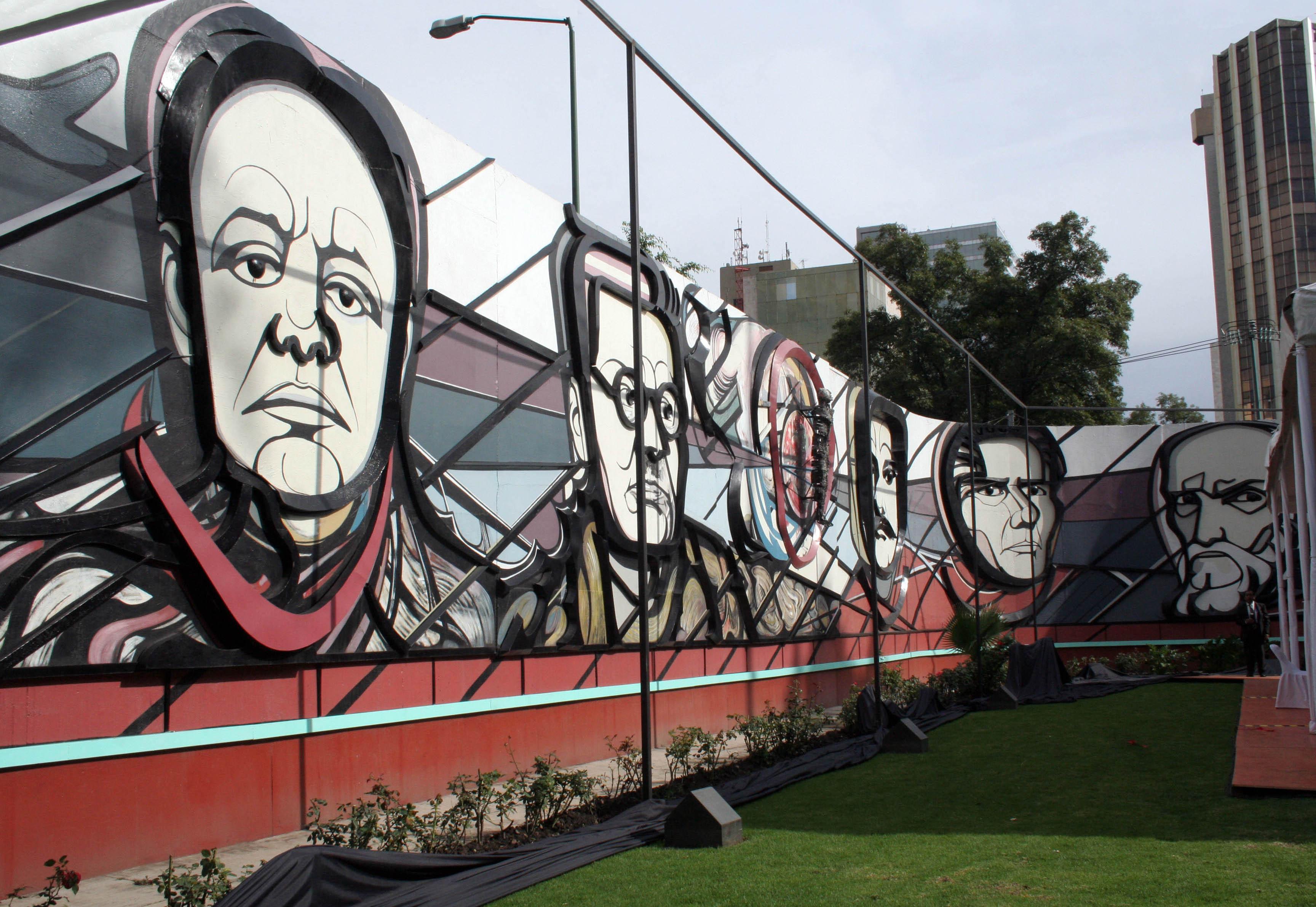 Critica Social Desde Los Murales De La Ciudad Maspormas