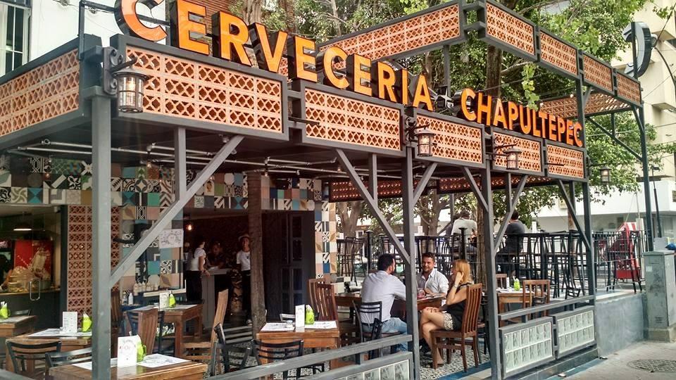 Cerveceria Chapultepec