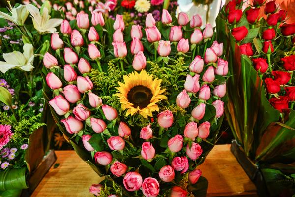 Fotogalería Flores Llenan De Color La Cdmx Máspormás