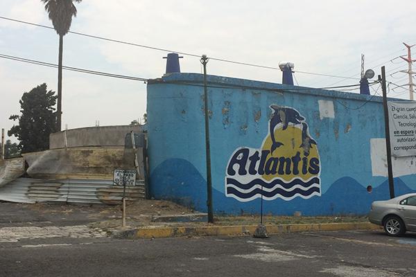 Atlantis ahora
