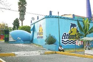 Atlantis por fuera