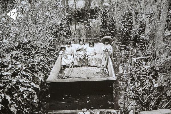 """(México - CDMX 25-ABR-2016) Exposición de la Fototeca Nacional """"Memoria Fotográfica de México"""" del 25 de Abril al 5 de Junio en la Galería abierta de las Rejas de Chapultepec"""