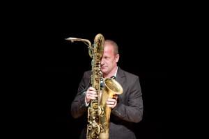 Mats Gustafsson, vinnare av Nordiska rådets musikpris 2011.