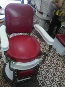 silla del señor