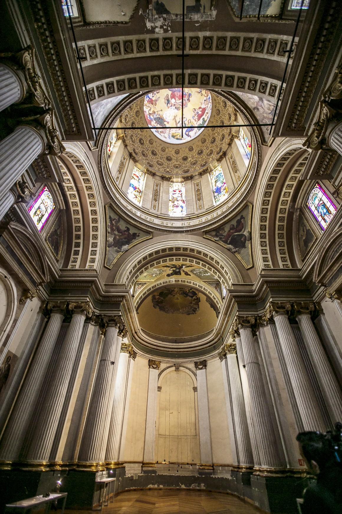 (3) cúpula diseñada por Lorenzo de la Hidalga (museo Ex Teresa Arte Actual) 2