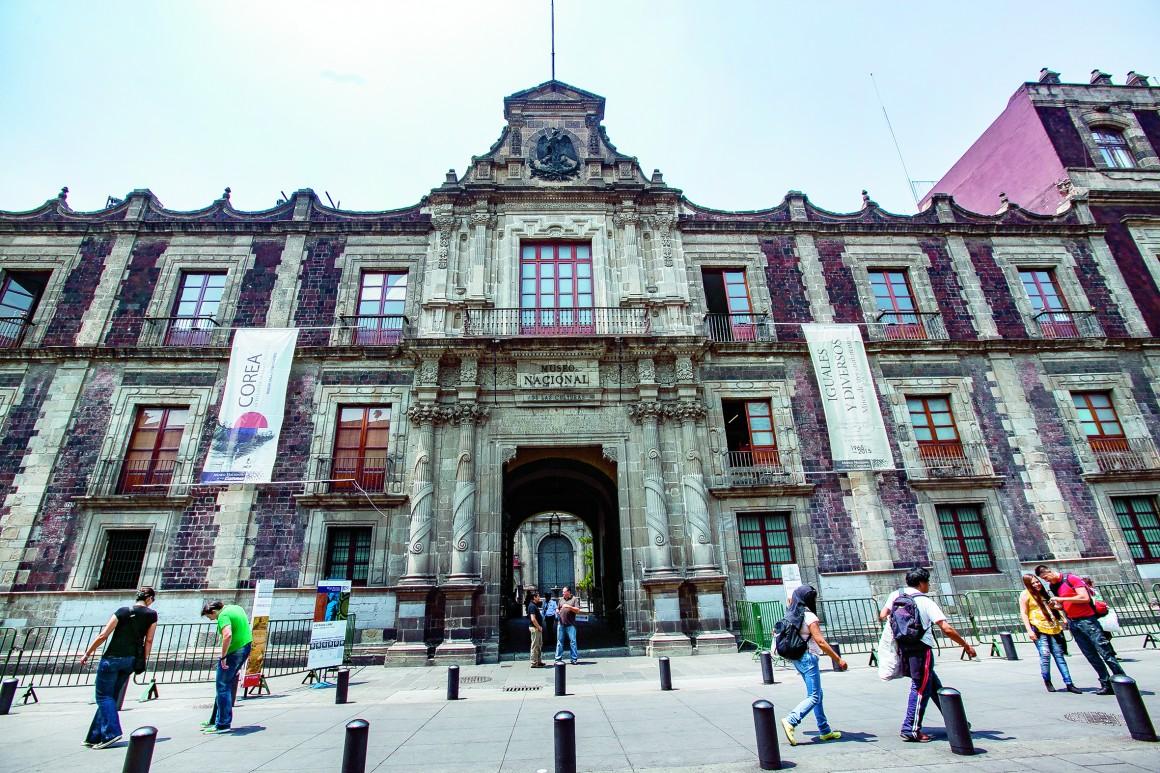 (4) Museo Nacional