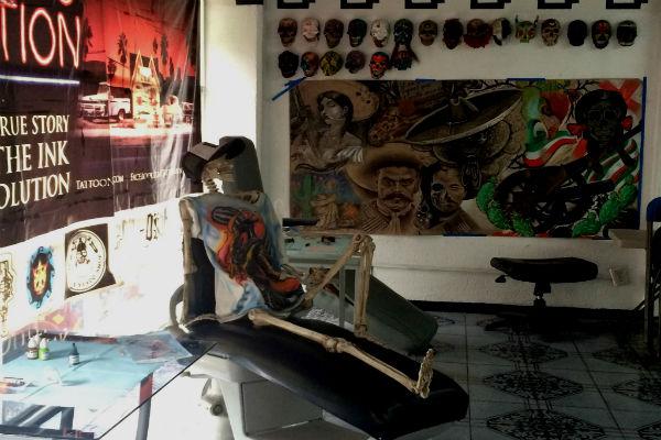 Museo del Tatuaje 10