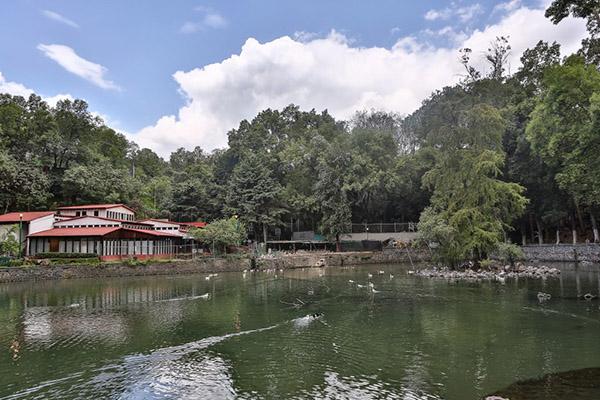 Parque de las Fuentes Brotantes