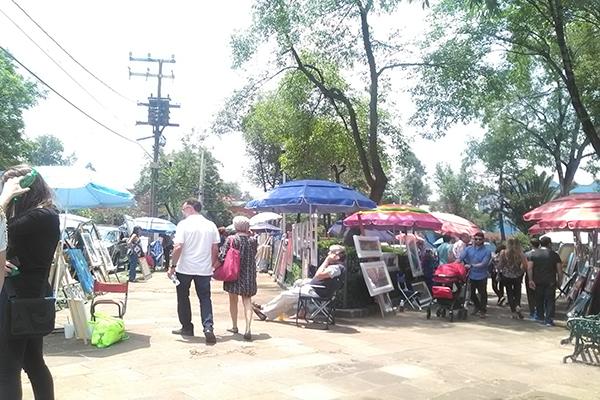 Plaza de San Jacinto 1