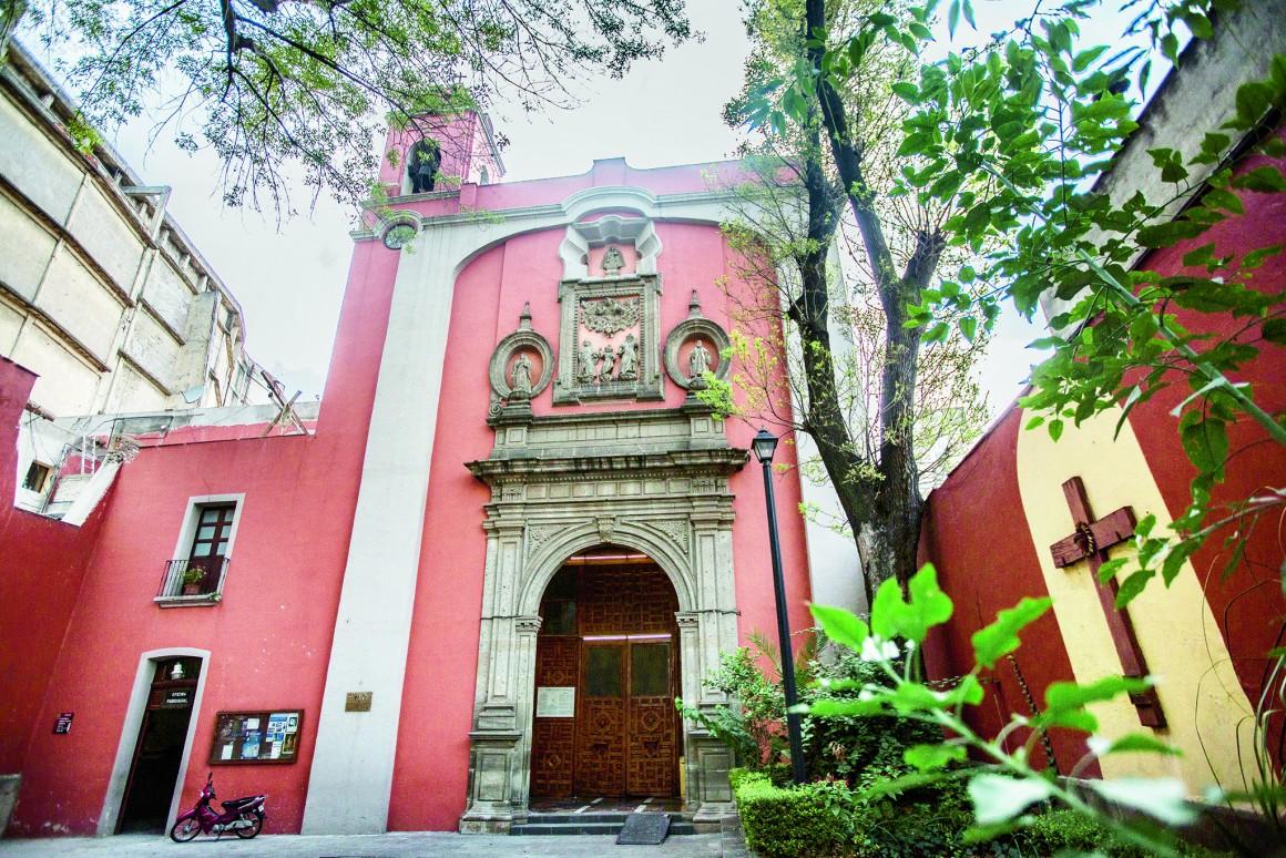 Templo de San Cosme y San Damián