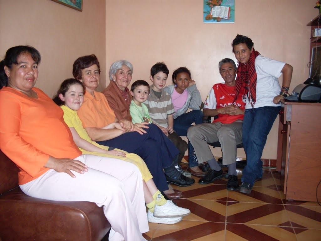 visita familia