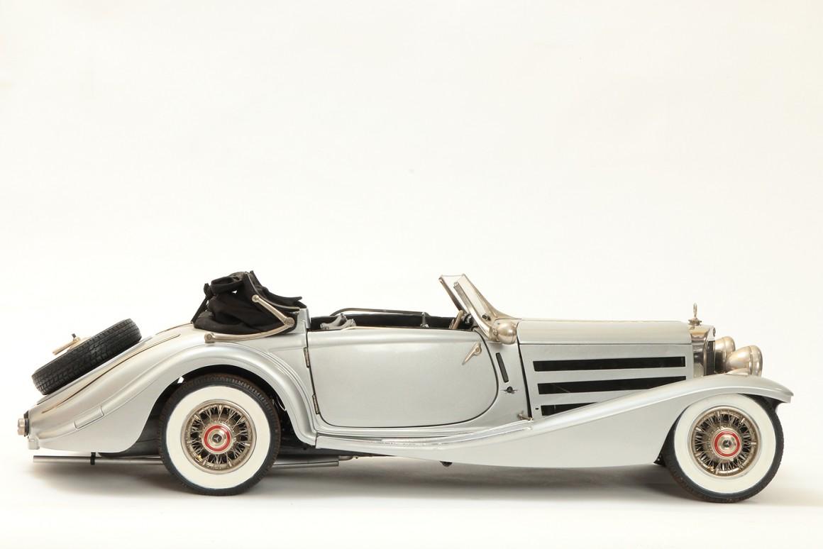 Mercedes Benz 540K Roadster, 1936