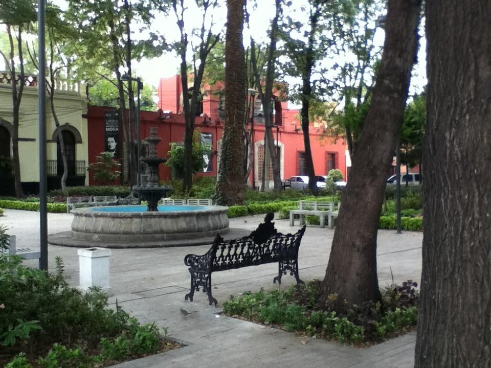 plaza mixcoac