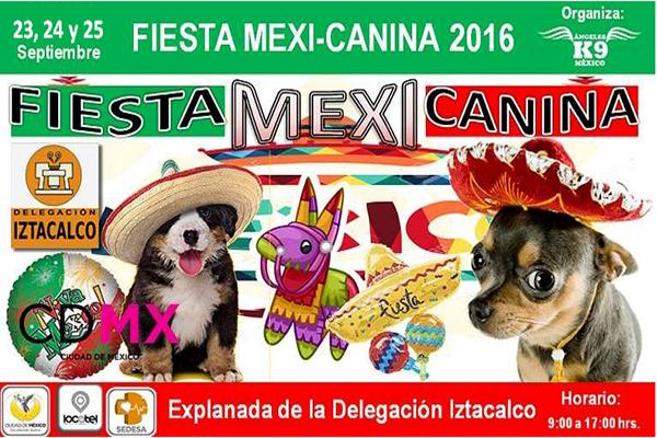 mexica-canina