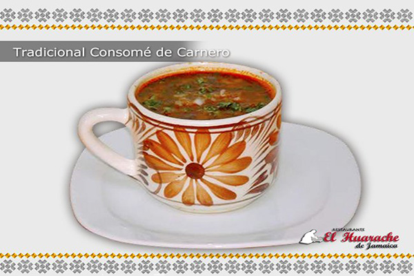consome
