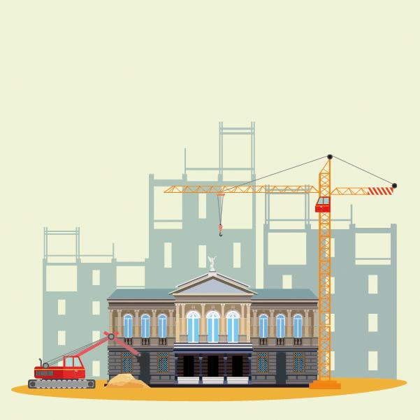 Construcciones emblemáticas ceden espacio a nuevos desarrollos