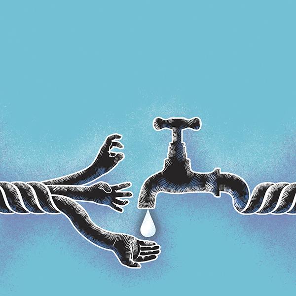 cómo regular el agua con una iniciativa ciudadana máspormás
