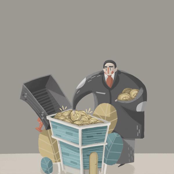 El gobierno y tu plusvalía. Arte, Michel Laris