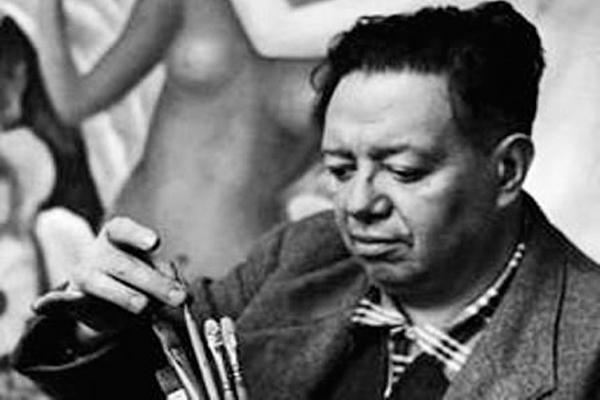 130 Anos De Diego Rivera En San Ildefonso Maspormas