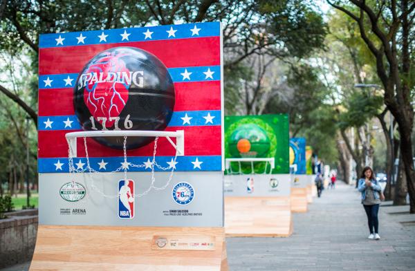 Ball Parade NBA 5
