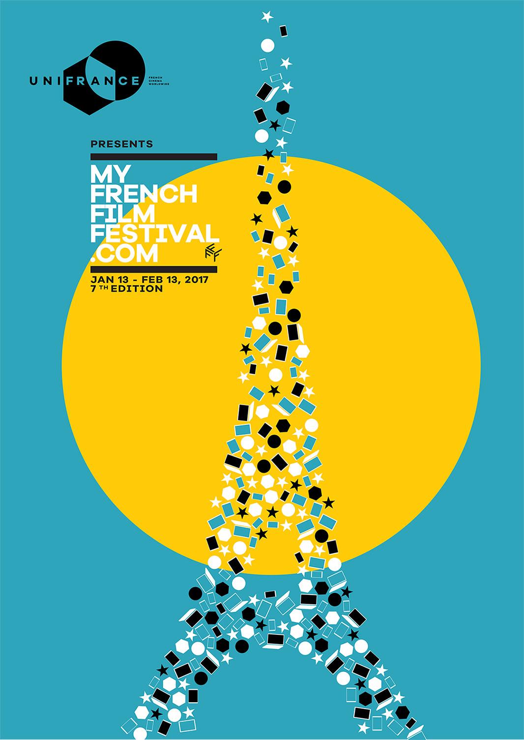 MyFFF 2017 Graphic elements