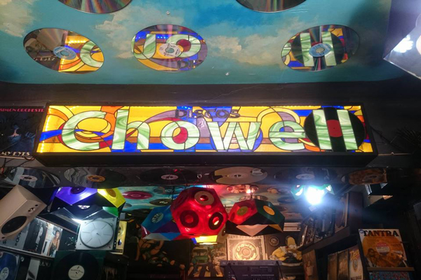 Discos Chowell