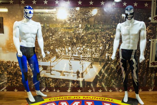Leyendas de la Lucha Libre 6