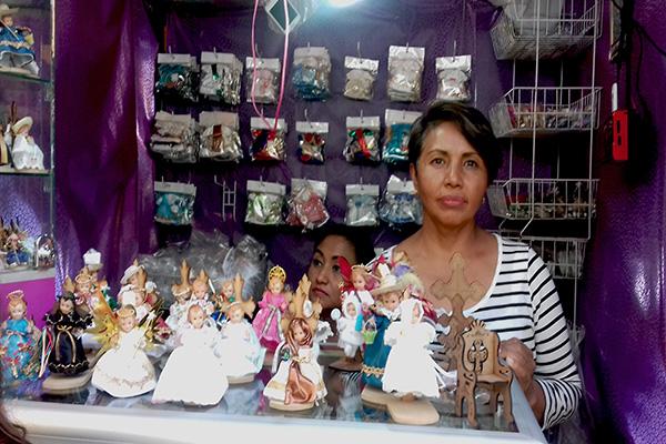 Las Calles Del Centro Histórico En Donde Se Visten Niños