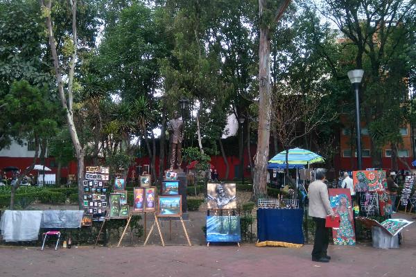 La colonia del Carmen es un espacio cultural que alberga varios museos y centros culturales.