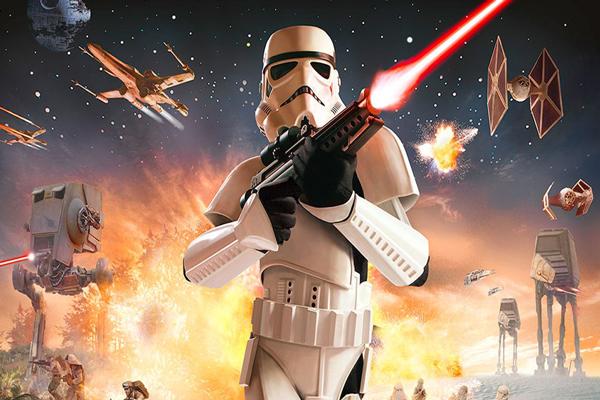 Un evento para fanáticos de Star Wars