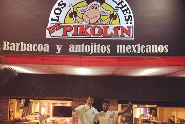 Pikolín abrió su restaurante en la Ciudad de México