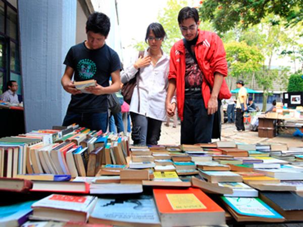 Feria Internacional del Libro en el Zócalo 2017