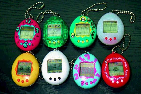 Estos aparatos tecnológicos eran los más famosos en la década de los 90's.