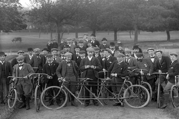 club de ciclistas