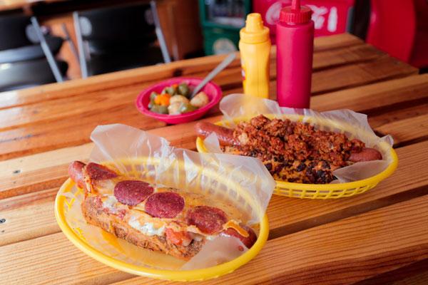 Hay una gran variedad de hot dogs, que no podrás decidir por uno