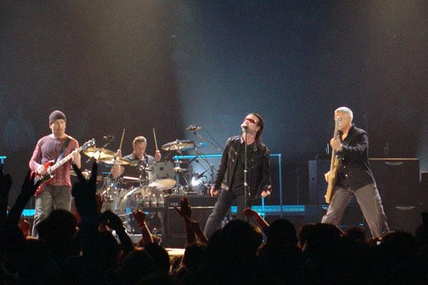 U2 no es la banda más odiada, pero sí la más polarizadora