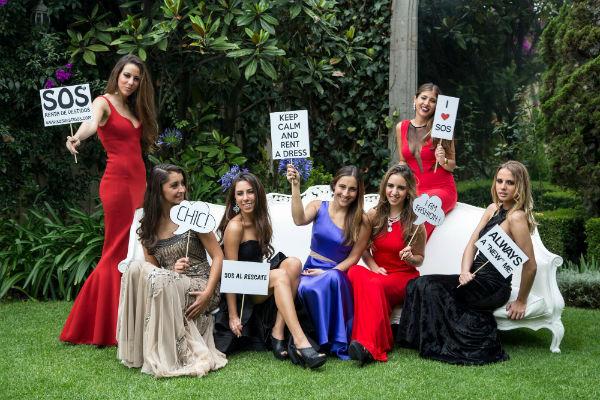 Vestidos de graduaciones mexico